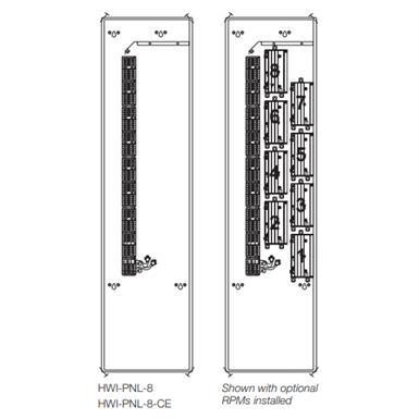 HOMEWORKS CONTROL PANELS (Lutron Electronics) | Free BIM object for Revit,  Revit | BIMobject | Hwi Pnl Lutron Homeworks Wiring Diagram 5 |  | BIMobject