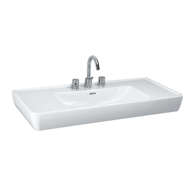 LAUFEN PRO Countertop washbasin 1050 mm