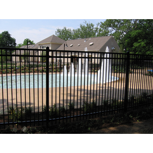 MONTAGE PLUS PPP® RESIDENTIAL STEEL FENCE (Ameristar Fence