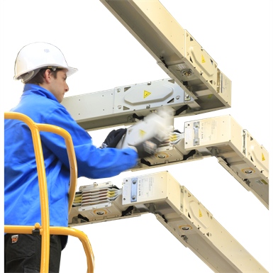Canalis and ILine – Busbar trunking system up to 6300A