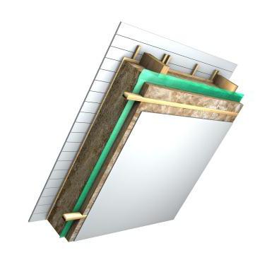 SWEDISH PITCHED ROOF SOLUTIONS (Knauf Insulation) | Free BIM
