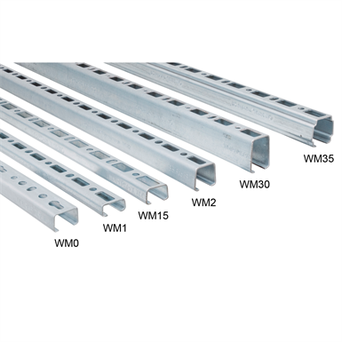 BIS RapidRail® Fixing Rail WM35