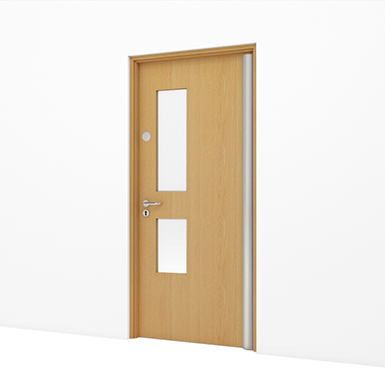 Timber Door, Select Education - Single
