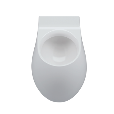 Nuvola Urinal withouth holes for cover.
