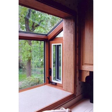 Garden Window Model Si9201 Solar Innovations Free Bim