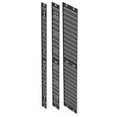V600/V800 VERTICAL CABLE TRAYS (Siemon) | Free BIM object