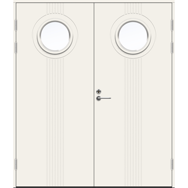 Exterior Door Function F2050 W68 Double