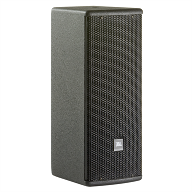 "AC25 - Ultra Compact 2-way Loudspeaker with 2 x 5.25"" LF"