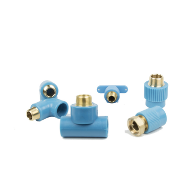 THREADED FITTINGS PPR NIRON