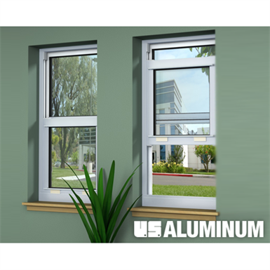 Defender Series BW8000 Blast Resistant Single Hung Window