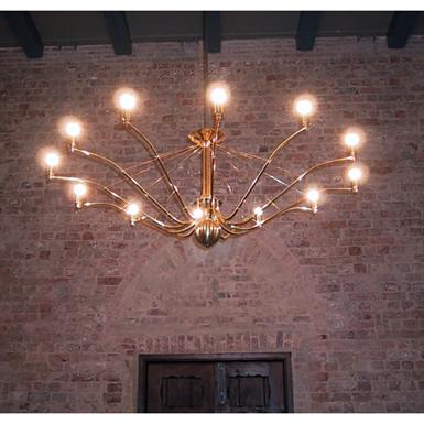 GREN CHANDELIER (Okholm Lighting) | Free BIM object for Revit
