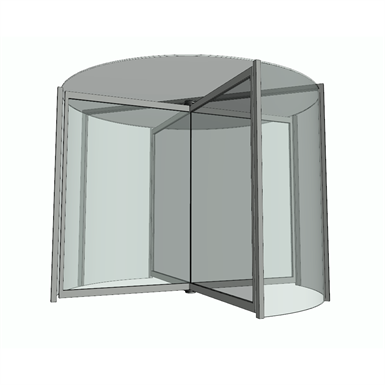 Revolving Door, Atrium Plus