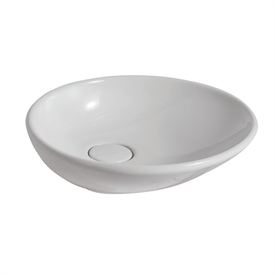 Lavabi arredo sit on basin lat50 ceramica globo free for Lavabi arredo