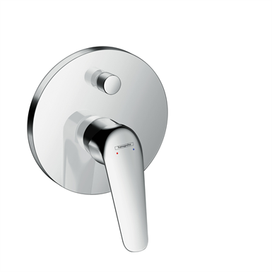 Novus Single lever bath mixer for concealed installation 71046000