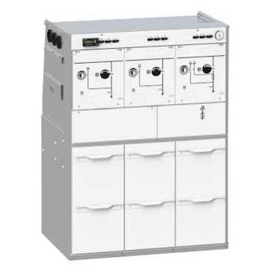 FBX - GAS-INSULATED RING MAIN UNIT UP TO 24 KV (Schneider