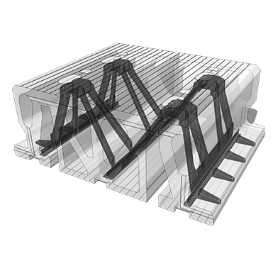 Amvic - Amdeck Pro Floor and Roof System