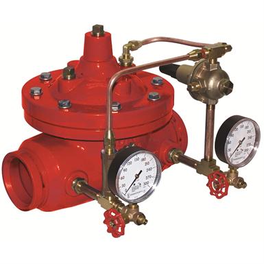 ZW209FP FIRE PROTECTION PRESSURE REDUCING VALVE (Zurn Wilkins