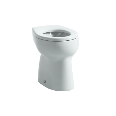 FLORAKIDS Floorstanding WC, washout, horizontal outlet