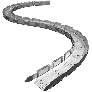 "2"" x 4"", 2"" x 6"" Flex-C Plate - Flex-C Plate is Designed to Make Life Easier for the Builder Needing to Construct Curved Walls"