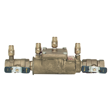 Lead Free* Double Check Valve Assemblies - LF2000B
