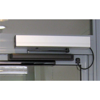 Entrematic EM EMO Swing Door Operator - Double Doors - Pull