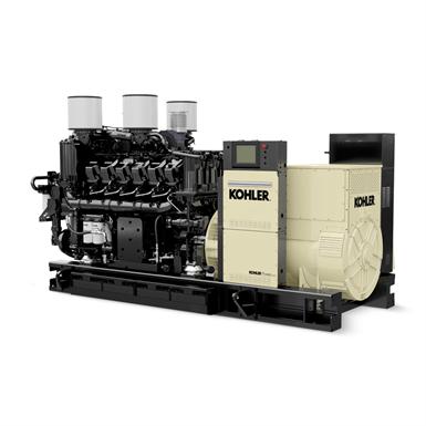 INDUSTRIAL DIESEL GENERATORS, 60 HZ, KD2250 (Kohler Power