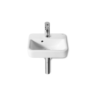 SENSO SQUARE 350 Compact wall-hung basin
