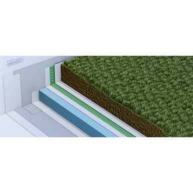 Int2 Intensive Green Roof Danosa Objetos Bim Gr 225 Tis