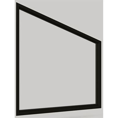 MARVIN MODERN DIRECT GLAZE TRAPEZOID WINDOW (Marvin) | Free BIM