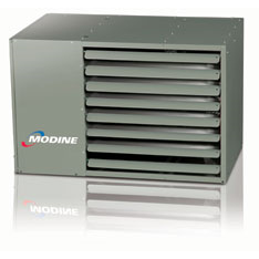 Commercial Separated Combustion Unit Heater Modine