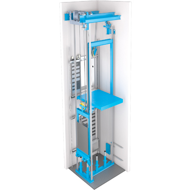 SYNERGY MRL BUILDING SUPPORTED – PERFORMANCE (thyssenkrupp elevators