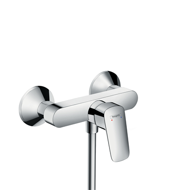 Logis Single lever shower mixer for exposed installation 71600000