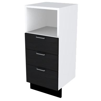 60-125 Design Cabinet with built in Micro