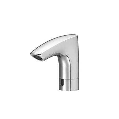 M3 Electronic basin faucet (one water). Powered by four 1.5V LRG (AA) alkaline batteries.