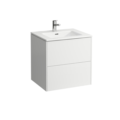 LAUFEN PRO S Combination of washbasin with vanity unit 600 mm