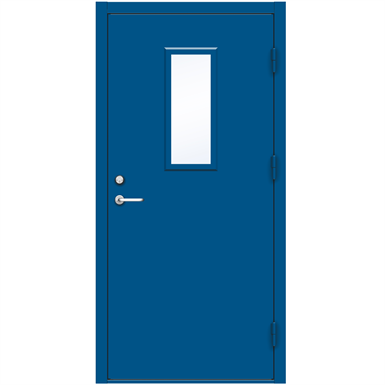 Steel Door SDE4210 GS1M - Single