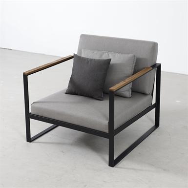 Garden Easy Chair Röshults Free Bim