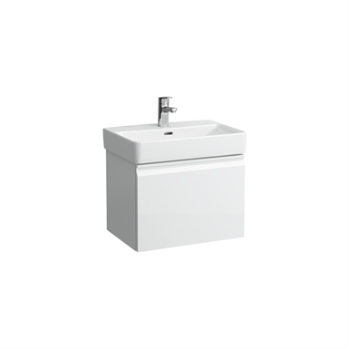 LAUFEN PRO S Vanity unit with interior drawer, 550 mm, for 818958