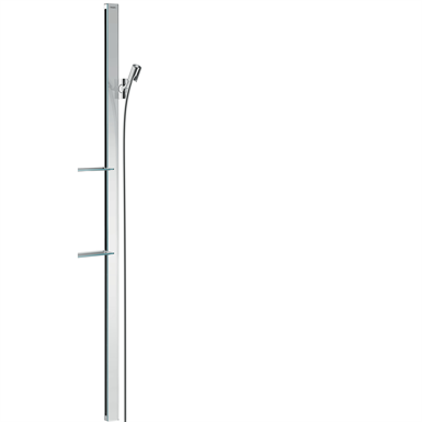 Unica Shower bar E 150 cm with shower hose 27645000