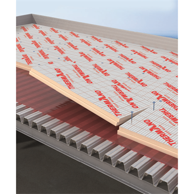 INSULATION PANEL THERMANO® FOR FLAT ROOFS (Balex Metal