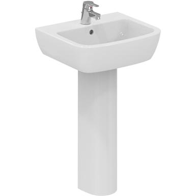 Ceramica Dolomite Ideal Standard.Gemma 2 Pedestal White Ceramica Dolomite Free Bim Object