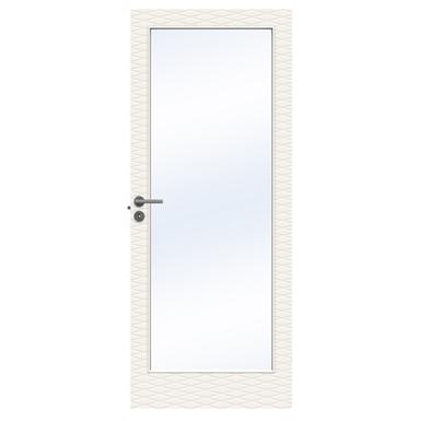 INTERIOR DOOR CHARISMA D200 GW1 SINGLE (SWEDOOR JELD-WEN