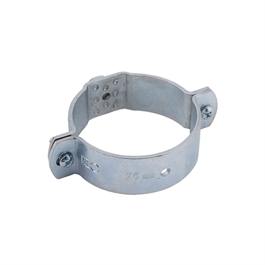 BIS 434 Clamp for PE-Pipe