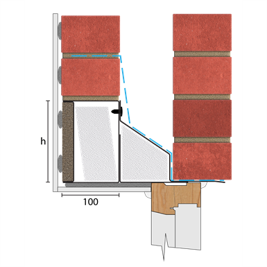Catnic CTJ - Thin Joint cavity wall Lintels