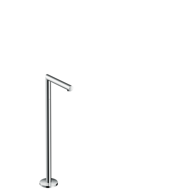 AXOR Uno Bath spout straight floor-standing 45412820