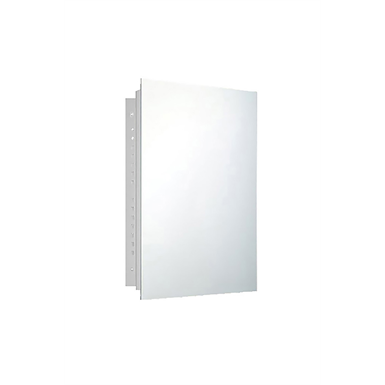 "Deluxe Series Polished Edge Medicine Cabinet - 20"" x 26"" Recessed Mounted"
