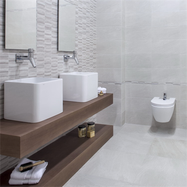 Collection Brancato colour Blanco Wall Tiles