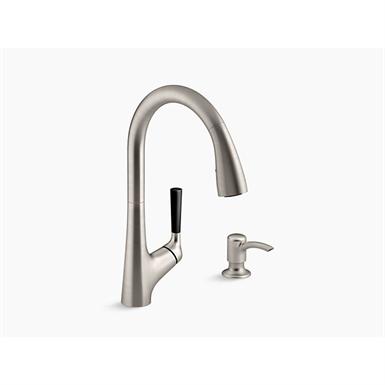 KOHLER   692W   Clairette pull down tap
