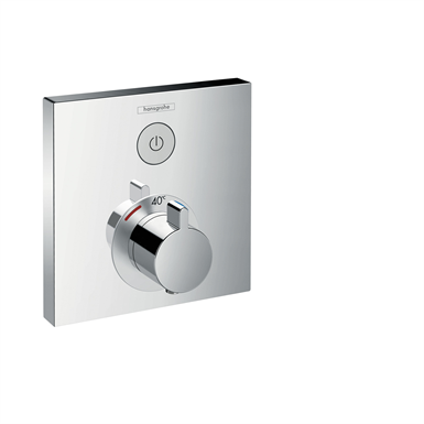ShowerSelect Thermostat for concealed installation for 1 function 15762000