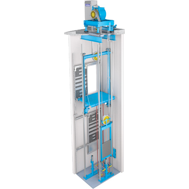 MOMENTUM HIGH-RISE – PERFORMANCE (thyssenkrupp elevators and
